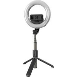 L07 Φορητό Selfie Stick & Τρίποδο Ring Light με Bluetooth Χειριστήριο