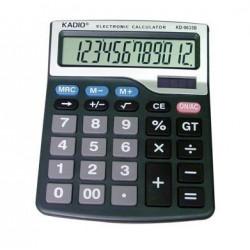 KADIO KD 9633B Αριθμομηχανή 12 ψηφίων με μεγάλη οθόνη και πλήκτρα (19 Χ 12) ΕΠΑΓΓΕΛΜΑΤΙΚΟΣ ΕΞΟΠΛΙΣΜΟΣ