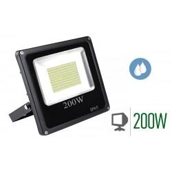 Προβολέας LED 200W Αδιάβροχος IP65/14000Lm