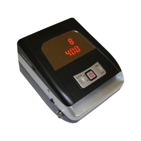 Portable Banknote Detector M-330 Φορητός Ανιχνευτής Γνησιότητας Χαρτονομισμάτων - Καταμετρητής ΕΠΑΓΓΕΛΜΑΤΙΚΟΣ ΕΞΟΠΛΙΣΜΟΣ