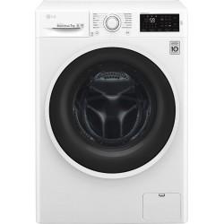 Πλυντήριο Ρούχων LG F4J6QN0W A+++ -30% 7kg ΛΕΥΚΕΣ ΣΥΣΚΕΥΕΣ