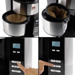 Melitta Aroma Fresh 1021 Καφετιέρα Φίλτρου με ενσματωμένο Μύλο, 1000 W ΜΙΚΡΟΣΥΣΚΕΥΕΣ