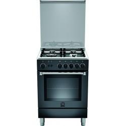 Κουζίνα Αερίου LA GERMANIA AM6 4C 81 C NE Φούρνος Αερίου Με Αέρα, 65lt ΛΕΥΚΕΣ ΣΥΣΚΕΥΕΣ