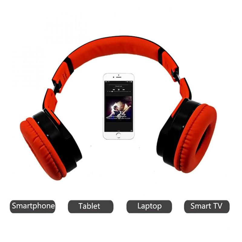 1a5ad2d63b ... SODO MH-2 Συνδυασμός Ασύρματων Ακουστικών και Ηχείου Bluetooth 2 σε 1 -  Κόκκινο ΕΙΚΟΝΑ ...