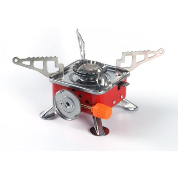 Εστία Μαγειρέματος Φορητή 416gr ZT-202 HOBBY - GADGETS
