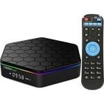 T95Z PLUS Amlogic S912 BT 4.0 Dual Band WiFi Android 6.0 Octa Core TV Box 2GB 16GB OEM