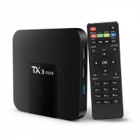 Android TV box TX3 mini S905W Quad Core 4K 16GB