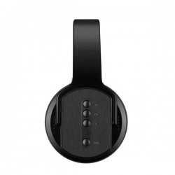 SODO MH-2 Συνδυασμός Ασύρματων Ακουστικών και Ηχείου Bluetooth 2 σε 1 - Μαύρο