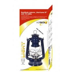 HEITECH 04002956 ΦΑΝΑΡΙ ΜΕ LED  'HURRICANE III' HOBBY - GADGETS