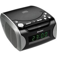 Karcher UR-1306 Ψηφιακό Ραδιορολόι Ξυπνητήρι με CD