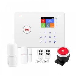 ΑΣΥΡΜΑΤΟΣ ΣΥΝΑΓΕΡΜΟΣ GSM+WIFI - DY-G66W