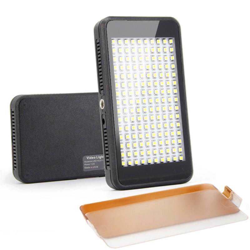 Παράδοση 1 έως 3 ημέρες LED Επαγγελματικό Φωτιστικό Κάμερας και  Φωτογραφικής DSLR- LED Professional Video Light LED VL-011 9c29f2c847c