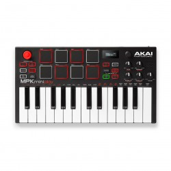 AKAI MPK Mini Play Midi Keyboard HOBBY - GADGETS