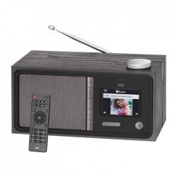 CLATRONIC IR 7010 Internet και FM Ραδιόφωνο με λειτουργία Bluetooth, ρολόι/ ξυπνητήρι  ΕΙΚΟΝΑ - ΗΧΟΣ